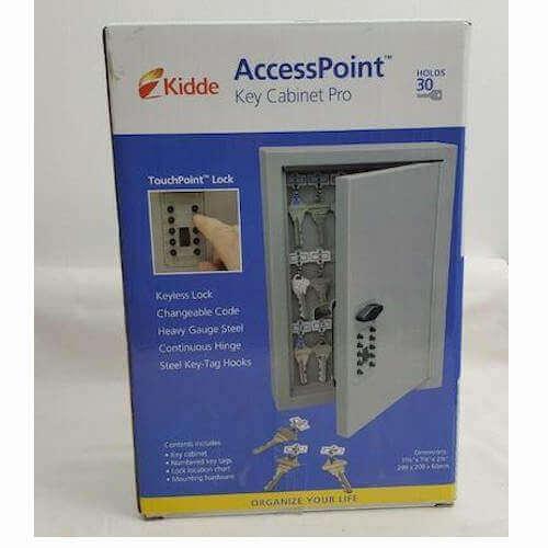 GEKC30 - Schlüsselbox mit zahlencode -  Schlüsselbox für Briefkasten