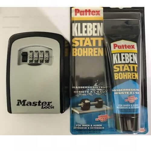 MILKBOX_5401KLEB,schlüsselbox magnetische - Schluesselbox