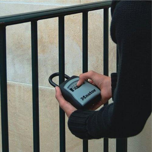 MLK5400D - Schlüsselbox mit code - Schlüsselbox mit zahlencode