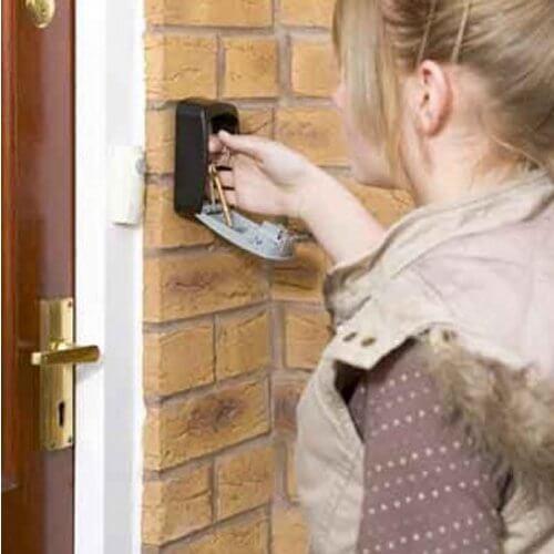 MLK5401D, Schlüsselbox für Briefkasten - Schlüsselbox für milchkasten