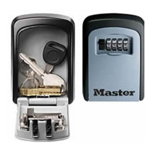 MLK5401D - Schlüsselbox mit zahlencode -  Schlüsselbox für Briefkasten