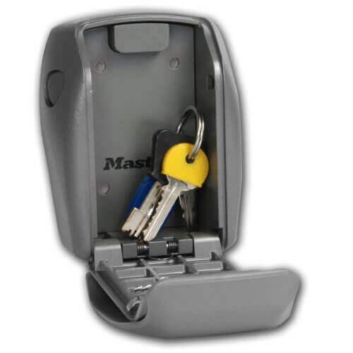 MLK5415, Schlüsselbox für Briefkasten - Schlüsselbox mit code