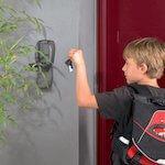 MLK5415 - Schlüsselbox für milchkasten -  Schlüsselbox für Briefkasten