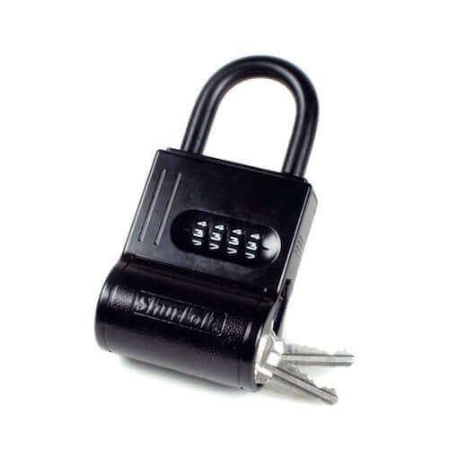 SL200 - Schluesselbox -  Schlüsselbox für Briefkasten