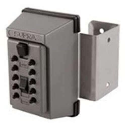 SUPRAJ5,Schlüsselbox für milchkasten - Schlüsselbox mit zahlencode