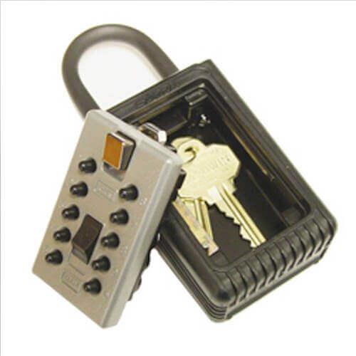 SUPRAPORT - Schlüsselbox mit zahlencode -  schlüsselkasten