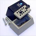 SUPRAS5, Schlüsselbox für Briefkasten - Schlüsselbox mit zahlencode