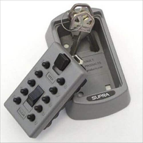 SUPRAS6,Schlüsselbox mit zahlencode - schlüsselbox magnetische