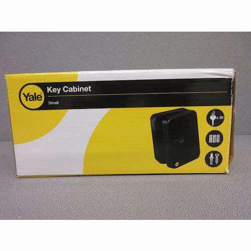 YKC20 -  Schlüsselbox für Briefkasten - Schluesselbox