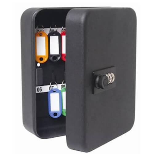 YKC20,Schlüsselbox mit zahlencode - schlüsselbox magnetische