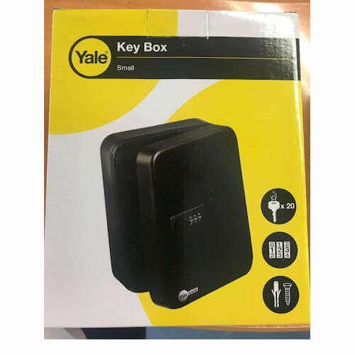 YKC20, schlüsselkasten - Schlüsselbox mit zahlencode
